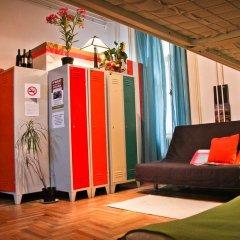 Hostel Budapest Center Стандартный номер с различными типами кроватей фото 2