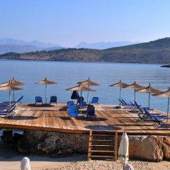 Отель Albanian Happines Guesthouse Стандартный номер с различными типами кроватей