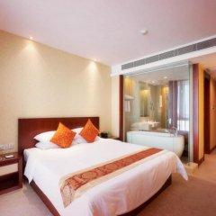 Landmark International Hotel Science City 4* Улучшенный номер с разными типами кроватей фото 2