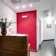 Отель Domizia Sancti Angeli Италия, Рим - 1 отзыв об отеле, цены и фото номеров - забронировать отель Domizia Sancti Angeli онлайн интерьер отеля фото 2
