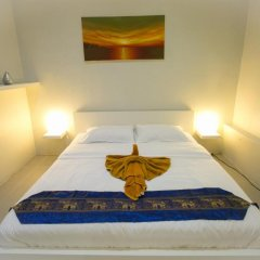 Отель Infinity Guesthouse 2* Улучшенный номер с различными типами кроватей фото 14