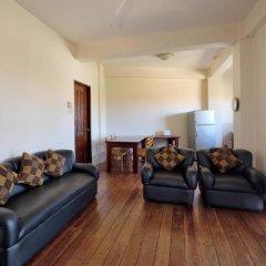 Kiwi Hotel 3* Улучшенные апартаменты с различными типами кроватей фото 7