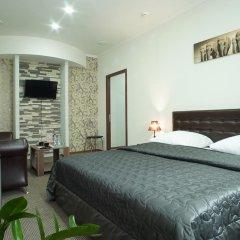 Гостиница Магнит Номер Делюкс разные типы кроватей фото 9