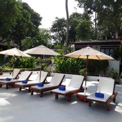 Отель Villa Elisabeth бассейн фото 7