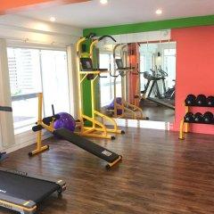 Отель Ze Residence фитнесс-зал фото 2