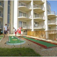 Отель Parkhotel Golden Beach - Все включено развлечения
