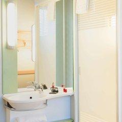 Отель Ibis Budget Madrid Calle 30 Испания, Мадрид - отзывы, цены и фото номеров - забронировать отель Ibis Budget Madrid Calle 30 онлайн ванная