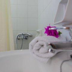 Отель Villa Margarita Греция, Остров Санторини - отзывы, цены и фото номеров - забронировать отель Villa Margarita онлайн ванная фото 2