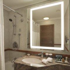 Отель Hilton Milan 4* Стандартный номер с различными типами кроватей фото 6