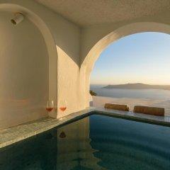 Отель Abyssanto Suites & Spa 4* Улучшенные апартаменты с различными типами кроватей фото 19