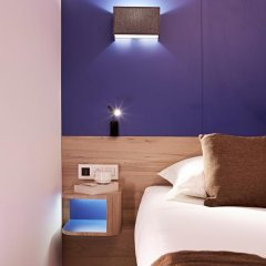 Отель Median Paris Congrès 3* Стандартный номер с различными типами кроватей фото 4