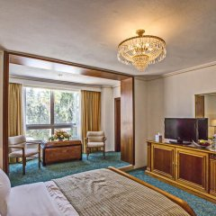 Отель Amman International 4* Люкс повышенной комфортности с различными типами кроватей фото 5