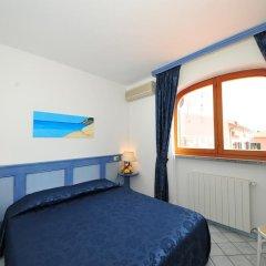 Hotel Sardi Марчиана комната для гостей