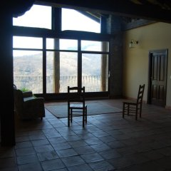 Отель Xantalen Spa Лесака балкон