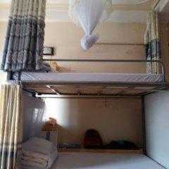 Отель Pizzatethostel Кровать в общем номере фото 5