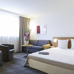 Отель Novotel Frankfurt City 4* Стандартный номер с различными типами кроватей фото 4