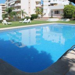 Отель Caroni Португалия, Виламура - отзывы, цены и фото номеров - забронировать отель Caroni онлайн бассейн фото 2