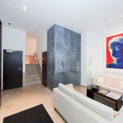 Апартаменты BURNS Art Apartments спа