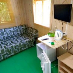 Гостиница Domiki U Morya комната для гостей