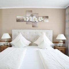 Hotel Garni Zum Gockl Унтерфёринг комната для гостей фото 2