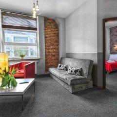 Отель Aparts Bed & Breakfast 3* Апартаменты с различными типами кроватей фото 7