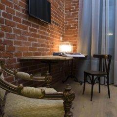Дизайн-отель Brick 4* Люкс с различными типами кроватей фото 9