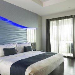 Отель ONE°15 Marina Club Singapore 4* Стандартный семейный номер с различными типами кроватей фото 5