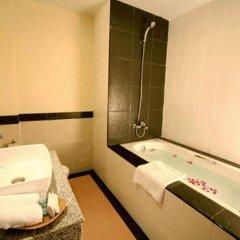 Отель Honey Resort 3* Номер Делюкс с двуспальной кроватью фото 6