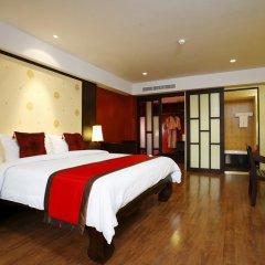Отель Diamond Cottage Resort And Spa 4* Представительский люкс фото 3