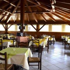 Отель Camping La Pineta Порто Реканати питание