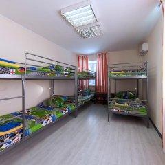 Хостел Чемпион Кровать в женском общем номере с двухъярусной кроватью фото 4