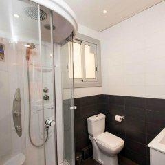 Отель Arenas Испания, Барселона - отзывы, цены и фото номеров - забронировать отель Arenas онлайн ванная