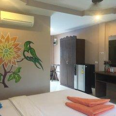 Baan Suan Ta Hotel 2* Улучшенный номер с различными типами кроватей фото 15