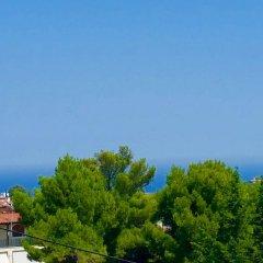 Отель Seaview Villa Near Athens Airport 3* Вилла с различными типами кроватей фото 30
