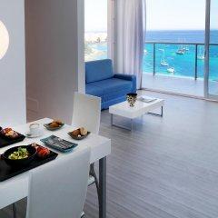 Отель AxelBeach Ibiza Spa & Beach Club - Adults Only комната для гостей