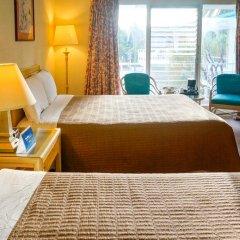 Pacific Crest Hotel Santa Barbara удобства в номере