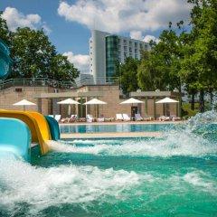 Гостиница Rixos-Prykarpattya Resort Украина, Трускавец - 1 отзыв об отеле, цены и фото номеров - забронировать гостиницу Rixos-Prykarpattya Resort онлайн бассейн фото 2
