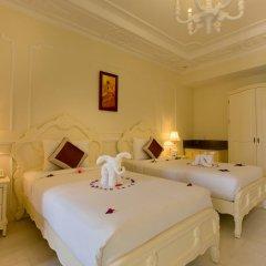 Отель Hoi An Garden Palace & Spa 4* Номер Делюкс с различными типами кроватей фото 4