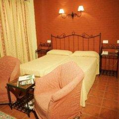 Hotel Santa Cruz 3* Стандартный номер с различными типами кроватей фото 6