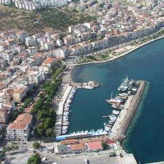 Villa Dikili Apart & Residence & Hotel Турция, Дикили - отзывы, цены и фото номеров - забронировать отель Villa Dikili Apart & Residence & Hotel онлайн пляж