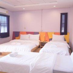Отель Room@Vipa 3* Стандартный номер с различными типами кроватей фото 11