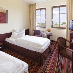 Kim Hotel Dresden 4* Стандартный номер с двуспальной кроватью фото 4