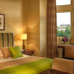 The Balmoral Hotel 5* Номер Делюкс с различными типами кроватей фото 5