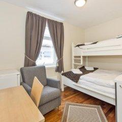Enter Backpack Hotel 3* Стандартный номер с различными типами кроватей (общая ванная комната) фото 7