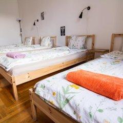 Pal's Hostel & Apartments Стандартный номер с различными типами кроватей фото 2