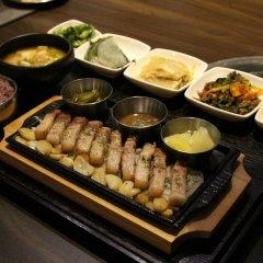 Отель N Fourseason Hotel Myeongdong Южная Корея, Сеул - отзывы, цены и фото номеров - забронировать отель N Fourseason Hotel Myeongdong онлайн питание фото 3