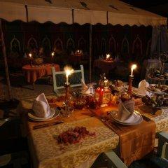 Отель Ksar Tinsouline Марокко, Загора - отзывы, цены и фото номеров - забронировать отель Ksar Tinsouline онлайн питание фото 3