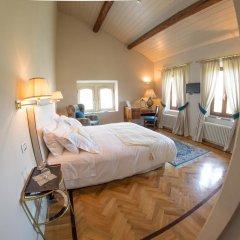Отель Castello Di Mornico Losana Номер Делюкс фото 21