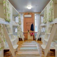 Good Mood Hostel Кровать в общем номере с двухъярусными кроватями фото 3