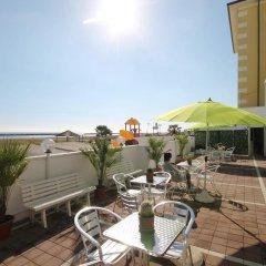 Hotel Belvedere Spiaggia Римини питание фото 2